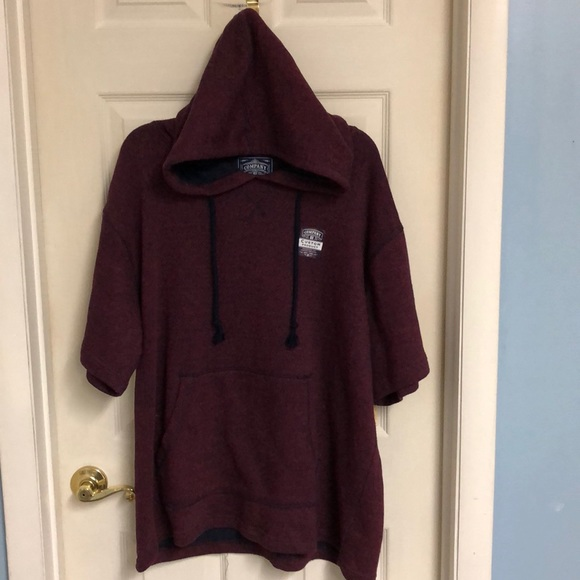 company 81 Other - NWT - Short Sleeve Hoodie by Company 81